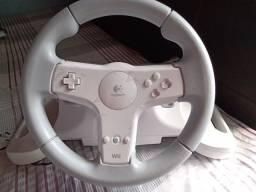 Volante Logitech Nintendo Wii