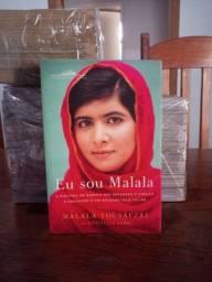 Eu sou Malala livro em bom estado.