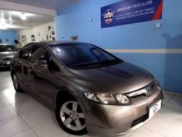 Honda civic 2007 1.8 lxs 16v gasolina 4p automÁtico