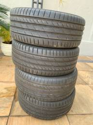 4 pneus Kumho Ecsta 235/40/19
