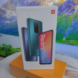 Liquidação! Redmi note 9 da Xiaomi.. Novo Lacrado com Pronta entrega