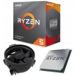 Ryzen 5 3600 6 nucleos / 12 threads. 4.2Ghz 32Mb de cache.