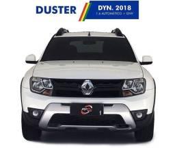 Título do anúncio: DUSTER DYNAMIQUE 1.6 2018 AUTOMÁTICO (CVT) + GNV GERAÇÃO 5