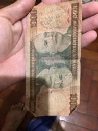 Vendo Nota antigas 1000 Cruzeiros