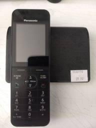Título do anúncio: Telefone sem fio PanasonicKX-PRW110LC
