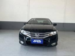Honda city Lx 2012 completo com gnv, entrada, 10.000+ 48x850