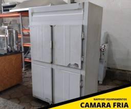 Camara Fria 4 Portas - Resfriamento