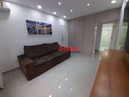 Título do anúncio: Apartamento com 2 dormitórios à venda, 69 m² por R$ 397.000,00 - Aparecida - Santos/SP