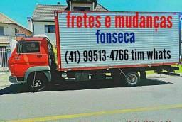 Fonseca Fretes mudanças viagem desmontagens e montagem de móveis