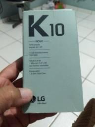 Título do anúncio: LG K10 NOVO
