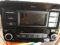 Rádio original do Creta 2021