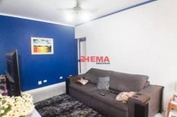 Título do anúncio: Apartamento com 3 dormitórios à venda, 95 m² por R$ 420.000,00 - Embaré - Santos/SP