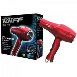 Secador Red Ion 1900W - Vermelho - Taiff 110V<br>