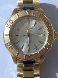 Invicta Ocean Ghost Automatic Gold