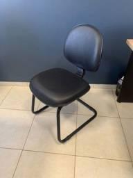 Título do anúncio: Cadeira fixa de escritório