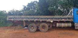 Carroceria de madeira 7,5 metros