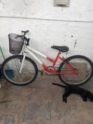 Quero vender está bicicleta seminova