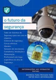 Título do anúncio: Tudo em sistemas de segurança para sua casa