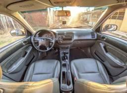 Título do anúncio: Honda Civic LX 1.7 - 2005 - Manual