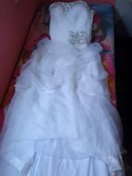 Vestido de noiva  semi novo