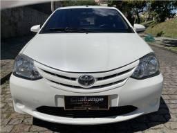 Toyota Etios 2015 1.3 x 16v flex 4p manual