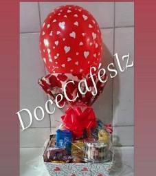 Promoção Cesta de Café da Manhã+ Brinde R$80,00