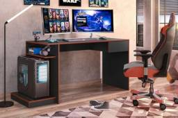 Título do anúncio: Escrivaninha Mesa Gamer Evolution 2 Cores - Entrega Grátis