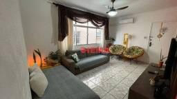 Título do anúncio: Apartamento com 2 dormitórios à venda, 82 m² por R$ 385.000,00 - Aparecida - Santos/SP