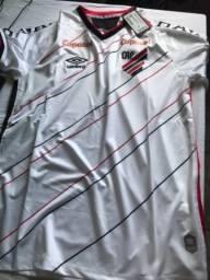 Camisa branca  athletico paranaense || 2020 Umbro