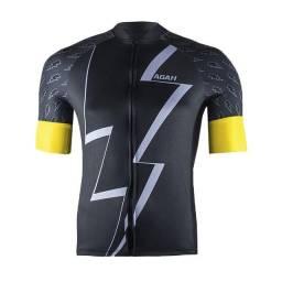 Camisa Ciclismo Agah Storm M