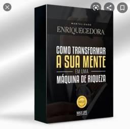 E-book transformando sua mente em uma máquina de riqueza