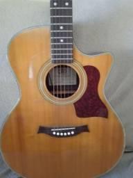 Violão Custom Guitarra S X