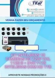 Kit Intelbras