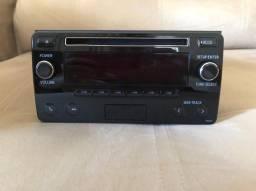 Radio Original Toyota Etios 19/20 Usb Aux Bluetooth.