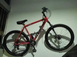 Bicicleta gts aro 29 freio