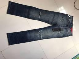 Título do anúncio: Calça jeans ? Ellus original