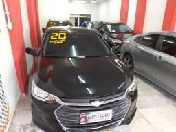 Título do anúncio: Onix Sedan Plus LT + GNV troco e financio aceito carro ou moto maior ou menor valor