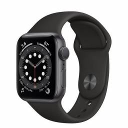 Loja Savassi com Segurança || Apple Watch Serie 6 44mm Preto Azul Rose || Lacrado