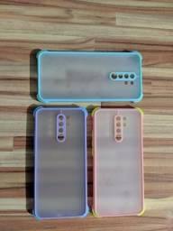 Capinha case Anti Impacto Xiaomi Vários Modelos