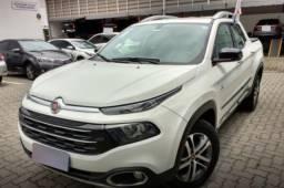 Top de linha Fiat toro volcano 2.0 16v 4x4 tb super novo diesel luxo 2017