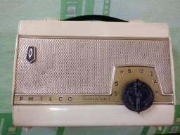 Rádio Philco Transistone II retrô