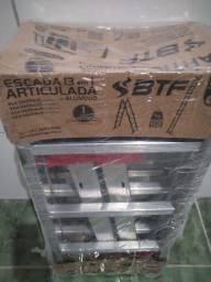 Título do anúncio: Escada Articulada 12 Degraus Botafogo