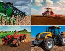 Título do anúncio: Maquinários Agrícolas e Pesados