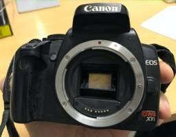 Camera Fotográfica Canon EOS Rebel XTi