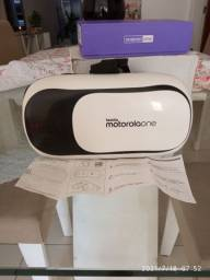 Título do anúncio: Óculos realidade virtual Motorola one
