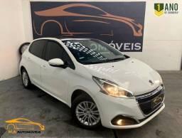 Peugeot 208 ALLure flex aut+teto Financiamos sem comprovação de renda