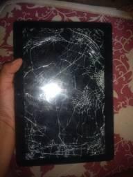 Tablet 10 polegadas tela quebrada