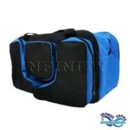 Bolsa para carregar sela com porta botas e laço+ brinde