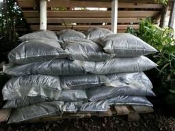 Terra preta para jardim 5,00 sacos 20 kg entregue gratuita