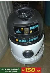 Aspirador de pé e água - Black decker